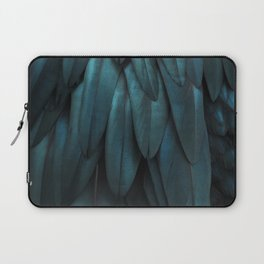 DARK FEATHERS Laptop Sleeve