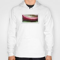 lip Hoodies featuring The Lip by fotoGN