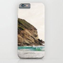 Strands Beach, Dana Point iPhone Case