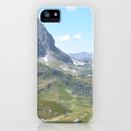 High Valley iPhone Case