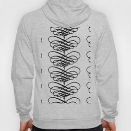 Curly Pattern 09 Hoody