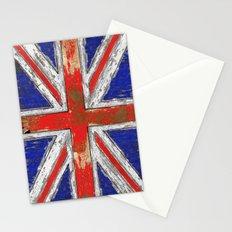 UK Vintage Wood Stationery Cards