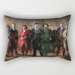 Shelby family Rectangular Pillow