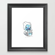A Tissue for your Issue? Framed Art Print