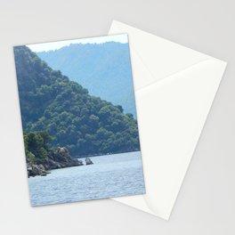 Mediterranean Aegean sea the Turkey, Marmaris Stationery Cards