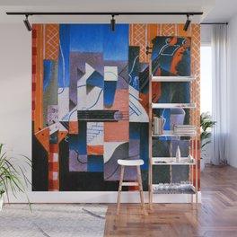 Juan Gris Violin and Guitar Wall Mural