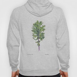 Red Russian Kale Hoody