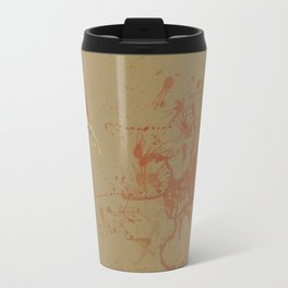 Empty Shell - 1 Travel Mug