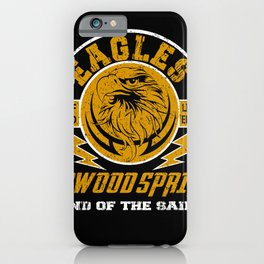 Eagles Glenwood Springs one of a kind limited edition funny iPhone Case