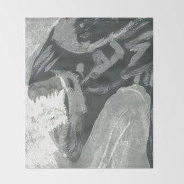 Resist Xenomorph Throw Blanket