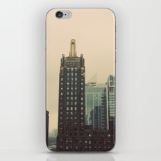 Carbide and Carbon Building Chicago iPhone & iPod Skin