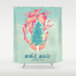 Gift of Mother Nature Shower Curtain