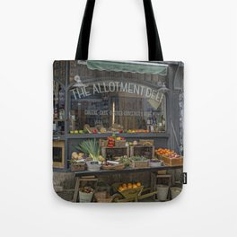 The Deli. Tote Bag