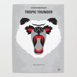 No344 My TROPIC THUNDER mmp Poster