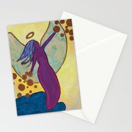 an Angel's Love Stationery Cards