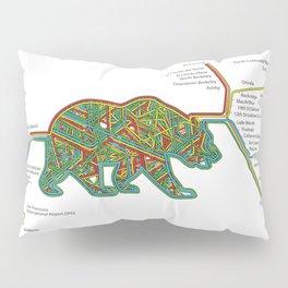 The Bear Area Pillow Sham