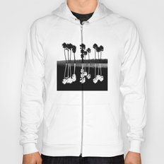 Palm Tree Reflection Hoody
