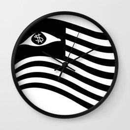 Rebel Scum Flag Wall Clock