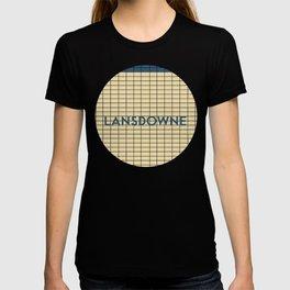 LANSDOWNE | Subway Station T-shirt