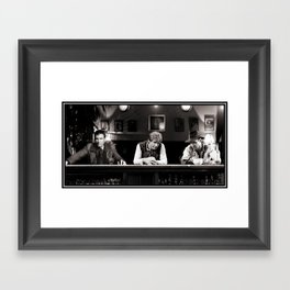 Fordfecta Framed Art Print