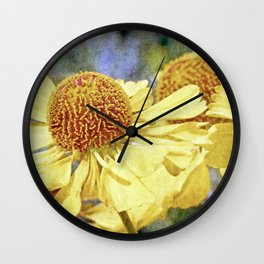 Dreamy Summer Wall Clock