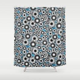 Floral-005c Shower Curtain