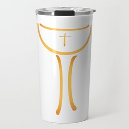Holy Chalice Travel Mug