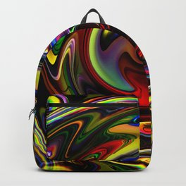 Abstract Perfection 54 Backpack