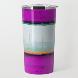 With a Fine Toothed Comb Travel Mug