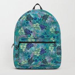 Turtle Cannabis Backpack