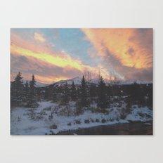 Breckenridge Colorado Canvas Print