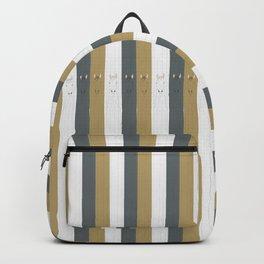 Triple Horses Backpack