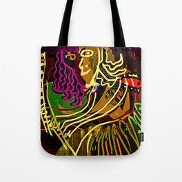 The Piano Girl / Memories / Follies Collection Tote Bag