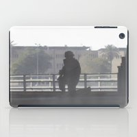 soldier iPad Cases featuring Soldier by Damien Richard