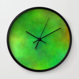 Touch Of Sun Wall Clock