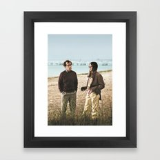 ANNIE HALL Framed Art Print