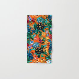 Romantic Garden VII Hand & Bath Towel