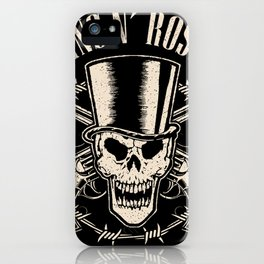 guns n roses album 2020 ansel3 iPhone Case