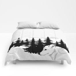 Arctic Animals - Arctic Tundra Comforters