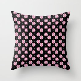 bambino (dark) Throw Pillow