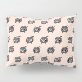 Cat Loaf - Grey Tabby Kitty Pillow Sham