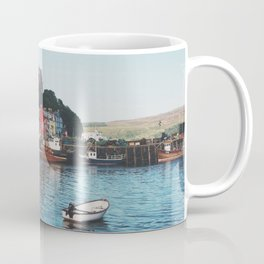 The Port Of Tobermory Coffee Mug