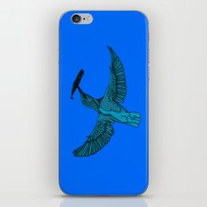 Come fly with me iPhone & iPod Skin