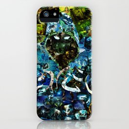 Jace, Mind Mage iPhone Case