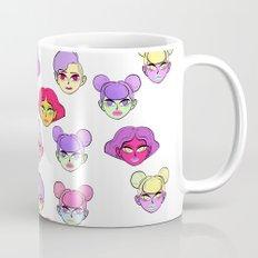 Don't Tell Me To Smile Mug