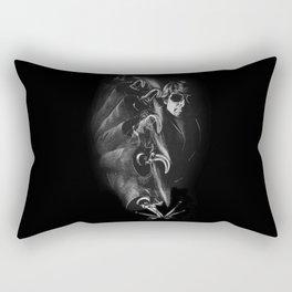 Rolling Thunder Rectangular Pillow