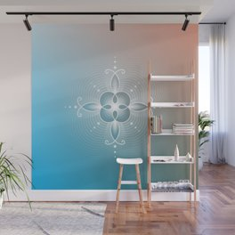 Alpha waves | Void Wall Mural