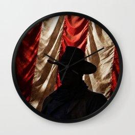 John Wayne Tribute Wall Clock