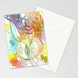 you are an amazing soul. Stationery Cards