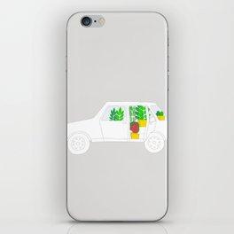 old car iPhone Skin